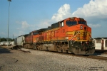 BNSF Manifest